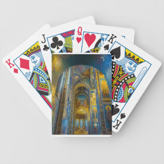 Church of Our Savior on The Spilled Blood, Cathedr Bicycle Playing Cards