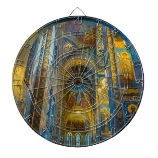 Church of Our Savior on The Spilled Blood, Cathedr Dart Boards
