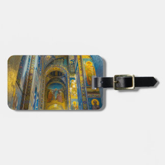 Church of Our Savior on The Spilled Blood, Cathedr Luggage Tag