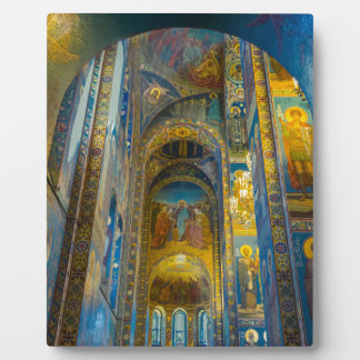 Church of Our Savior on The Spilled Blood, Cathedr Photo Plaques