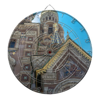 Church of Our Savior on The Spilled Blood Dart Boards