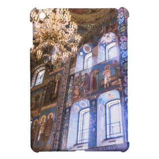 Church of Our Savior on The Spilled Blood iPad Mini Cover