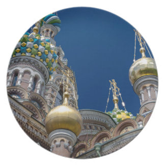 Church of Our Savior on The Spilled Blood Plate