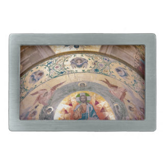 Church of Our Savior on The Spilled Blood Rectangular Belt Buckles