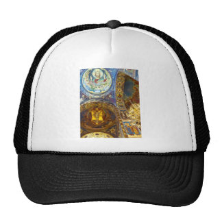 Church of Our Savior on The Spilled Blood Russia Cap