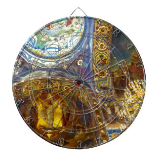 Church of Our Savior on The Spilled Blood Russia Dartboard
