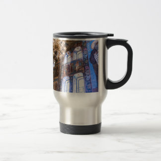 Church of Our Savior on The Spilled Blood Travel Mug