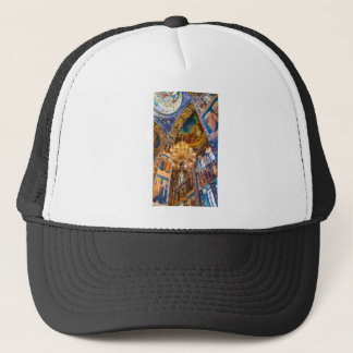 Church of Our Savior on The Spilled Blood Trucker Hat