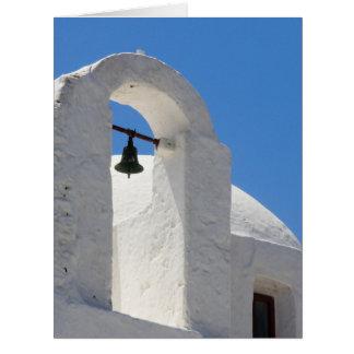 Church of Panagia Paraportiani, Mykonos, Greece Card