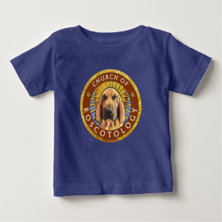 Church of Roscotology (Circle Logo) Baby T-Shirt