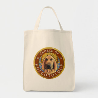 Church of Roscotology (Circle Logo) Tote Bag