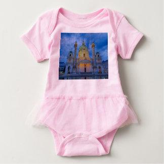 Church of Saint Charles, Vienna Baby Bodysuit