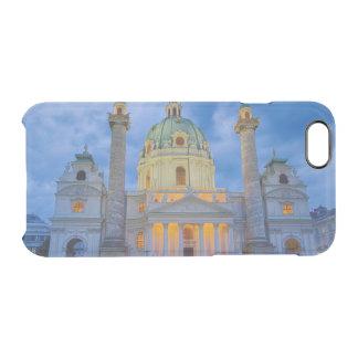 Church of Saint Charles, Vienna Clear iPhone 6/6S Case