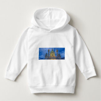 Church of Saint Charles, Vienna Hoodie