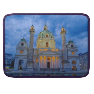 Church of Saint Charles, Vienna Sleeves For MacBook Pro