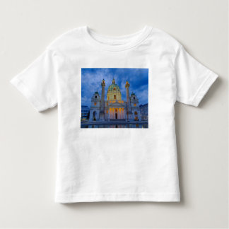Church of Saint Charles, Vienna Toddler T-Shirt