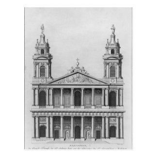 Church of Saint-Sulpice Postcard