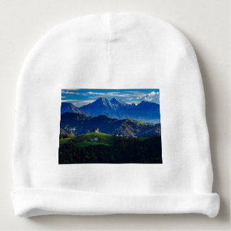 Church of Saint Thomas in the Skofja Loka Hills Baby Beanie