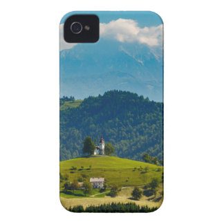 Church of Saint Thomas in the Skofja Loka Hills iPhone 4 Case-Mate Cases