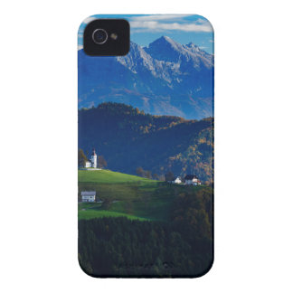 Church of Saint Thomas in the Skofja Loka Hills iPhone 4 Cover