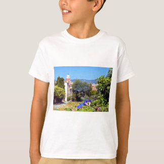 Church of Saint Tropez in France T-Shirt