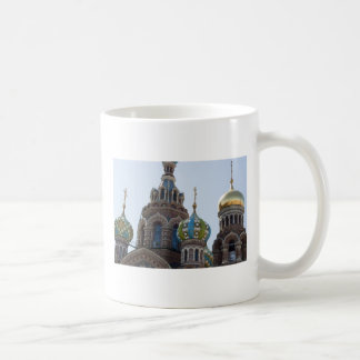 Church of Savior on Spilled Blood Russia Coffee Mugs