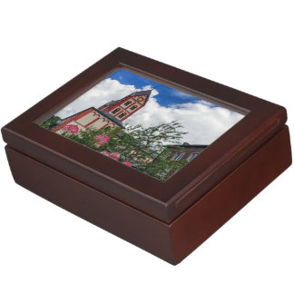 Church of St. Bartholomew, Liege, Belgium Keepsake Box