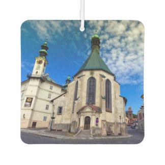 Church of St. Catherine, Banska Stiavnica,Slovakia