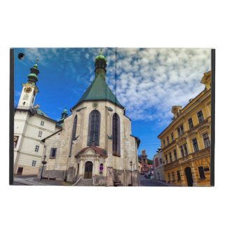 Church of St. Catherine, Banska Stiavnica,Slovakia Case For iPad Air