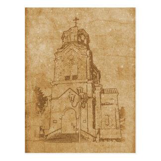 Church of St. Elijah Postcard