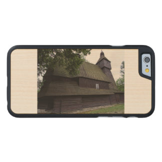 Church of St Francis Assisi - Hervartov - Slovakia Carved Maple iPhone 6 Case
