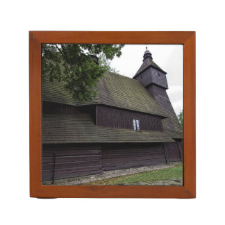 Church of St Francis Assisi - Hervartov - Slovakia Desk Organiser