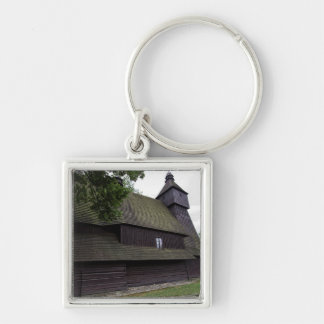 Church of St Francis Assisi - Hervartov - Slovakia Key Ring