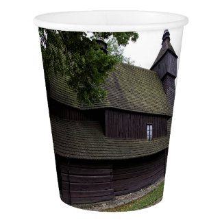 Church of St Francis Assisi - Hervartov - Slovakia Paper Cup