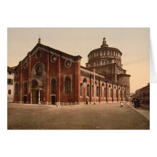 Church of St Mary the Gracious, Milan, Italy Card