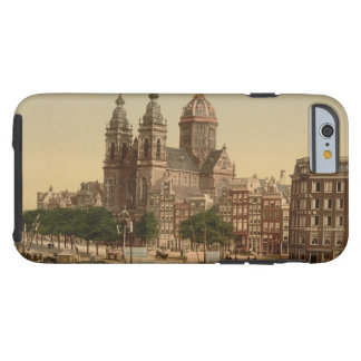 Church of St Nicholas, Amsterdam, Netherlands Tough iPhone 6 Case