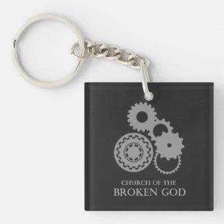 Church of the BrokenGod keyholder [SCP Foundation] Key Ring