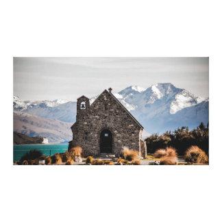Church of the Good Shepherd Canvas Print