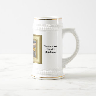 Church of the Nativity, Bethlehem Beer Stein