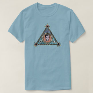 Church of the Subgenius Bob Dobbs torso cover T-Shirt