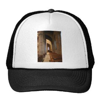 Church Pews Cap