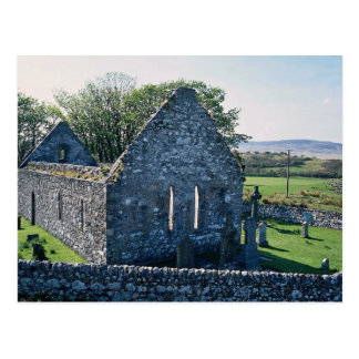 Church ruins, Islay, Scotland Postcard