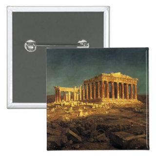 "Church's ""Parthenon"" button"