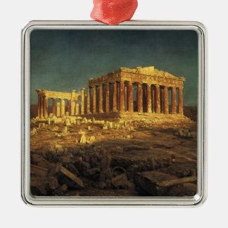 """Church's """"Parthenon"""" ornament"""