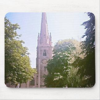 Church spire mousepads