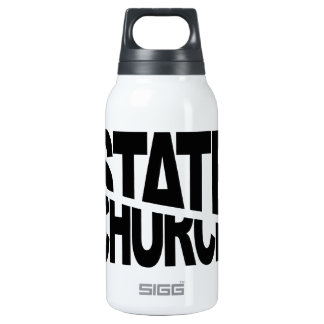 Church State Separation 0.3L Insulated SIGG Thermos Water Bottle
