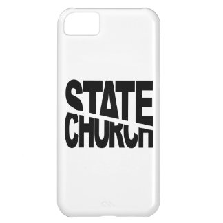 Church State Separation iPhone 5C Covers