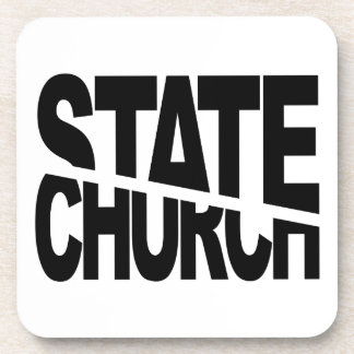 Church State Separation Coasters
