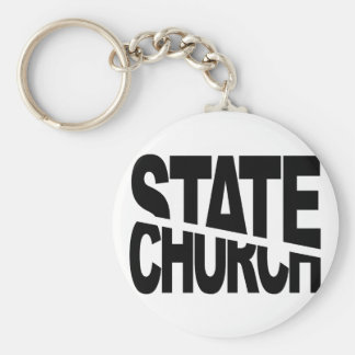 Church State Separation Key Chains