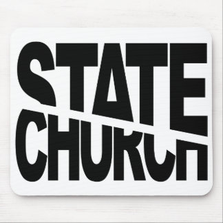 Church State Separation Mousepad